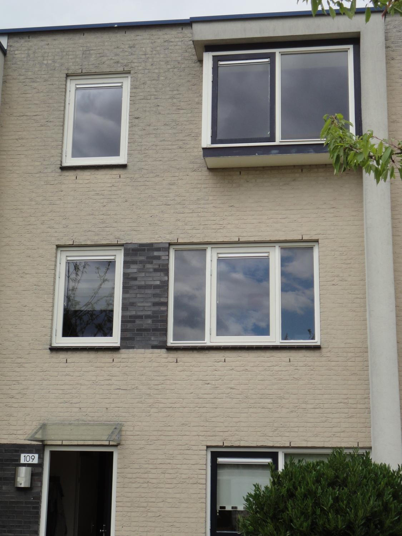 Nieuwe draairamen in bestaande kozijnen Floris Versterstraat Almere
