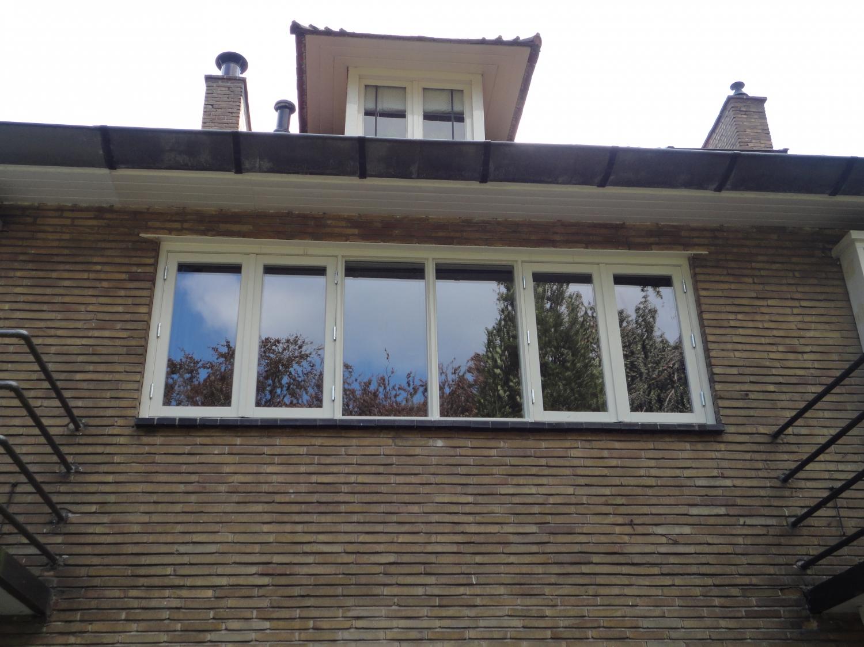 Nieuw kozijn met ramen Stadhouder Willem II laan Naarden