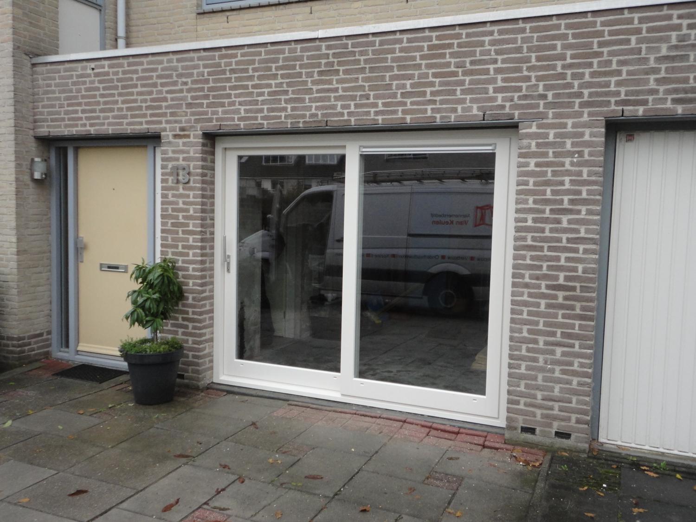 Schuifpui Leonhard Bernsteinstraat Almere