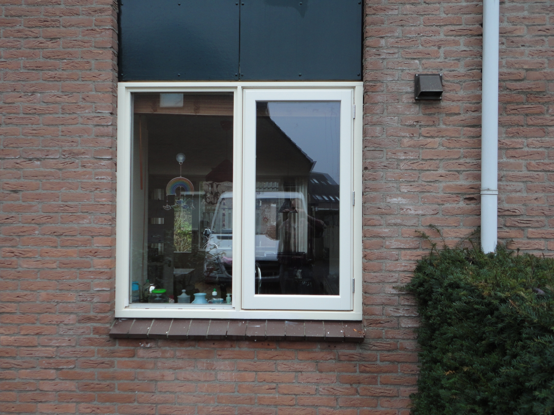 Nieuw raam in bestaand kozijn De Geer Hoogland