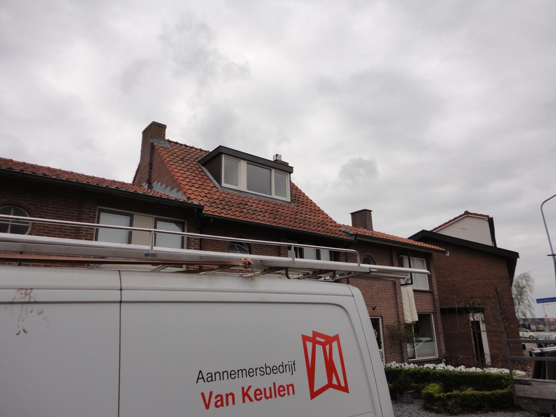 Gehele woning nieuwe kozijnen de Blocq van Kuffelerstraat Harderwijk
