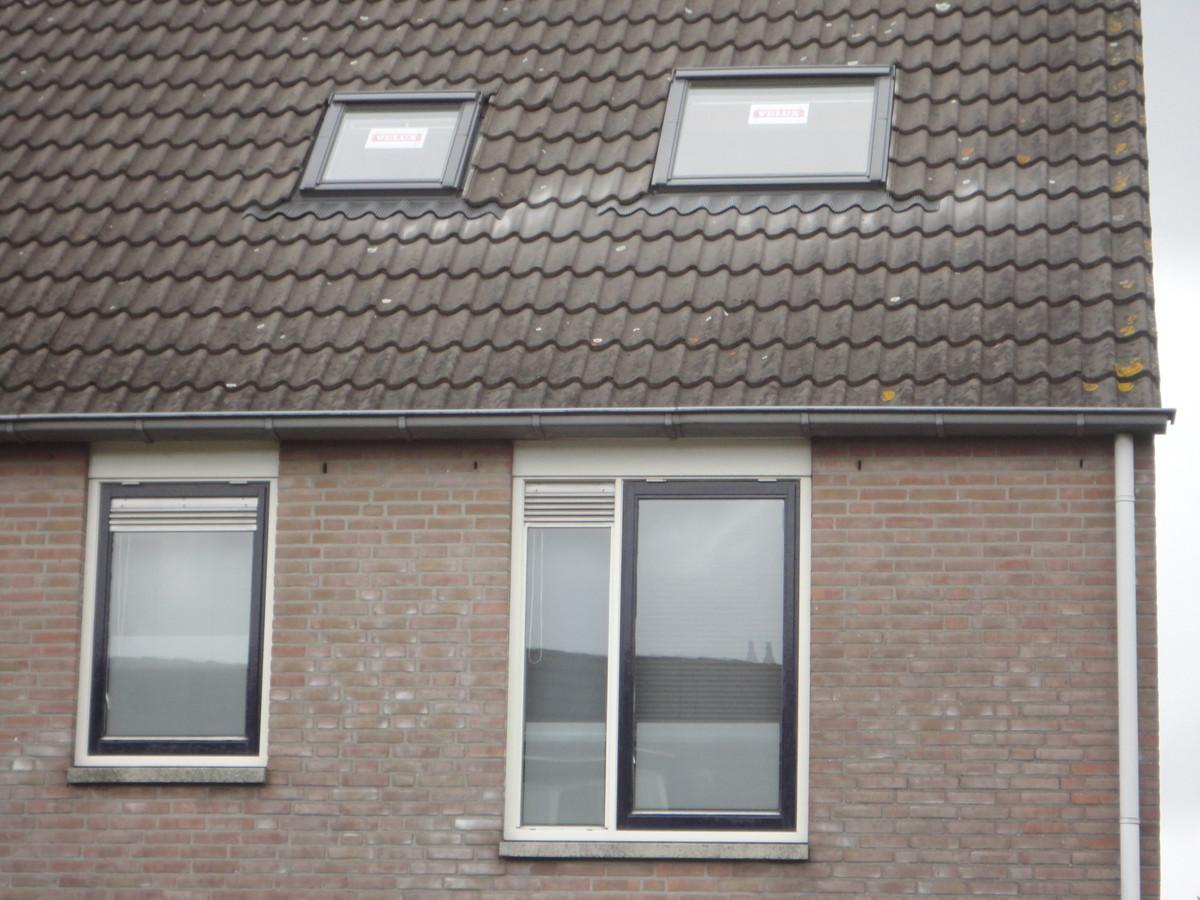 Velux dakramen Roos van Dekemastraat Amersfoort