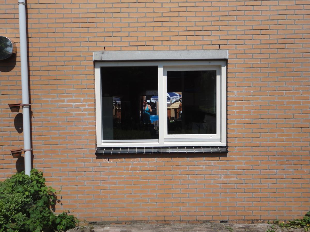 Draaikiepkozijn John Fernhoutstraat Almere