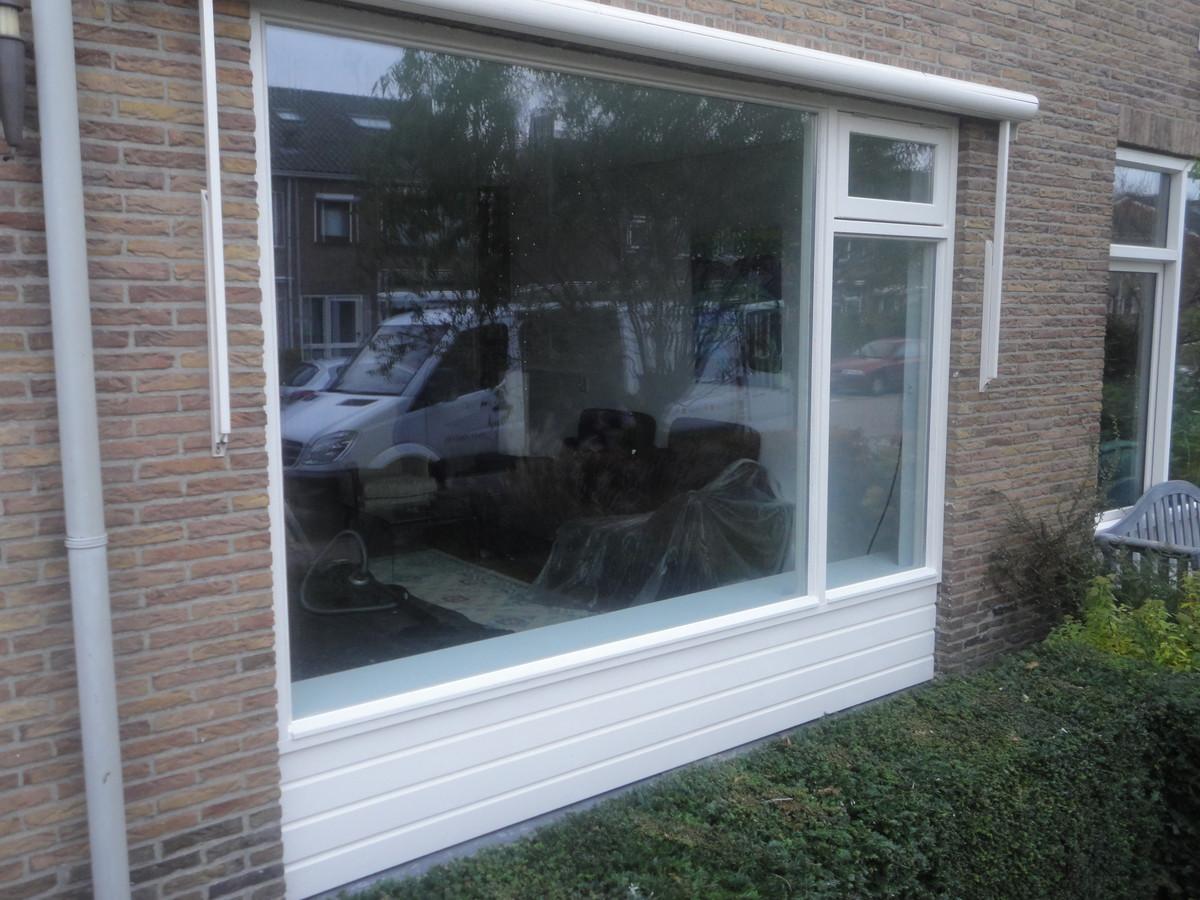 Kozijn met rabat Stevinstraat Kampen