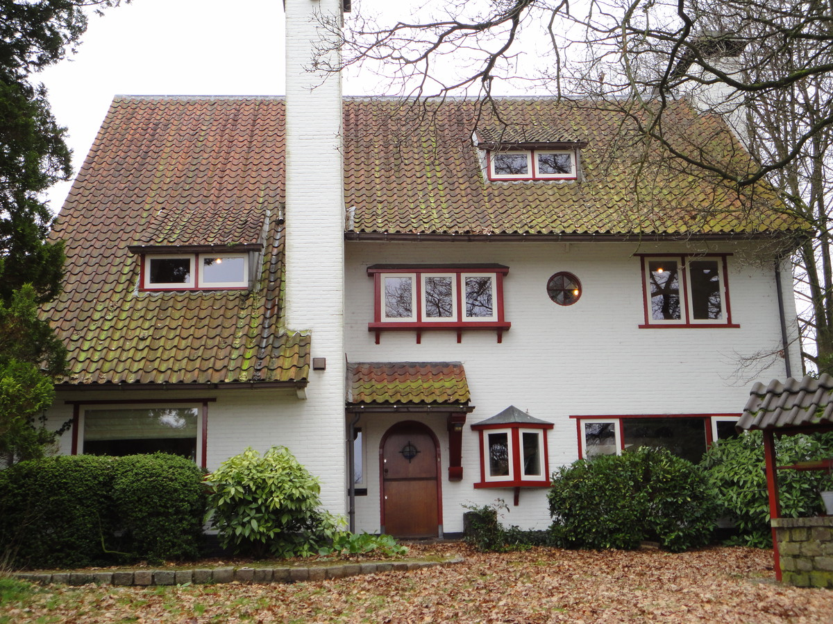 Gehele villa nieuwe ramen Burg. Grothestraat Soest