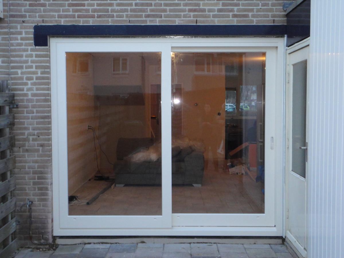 Schuifpui Strijkmolenstraat Almere