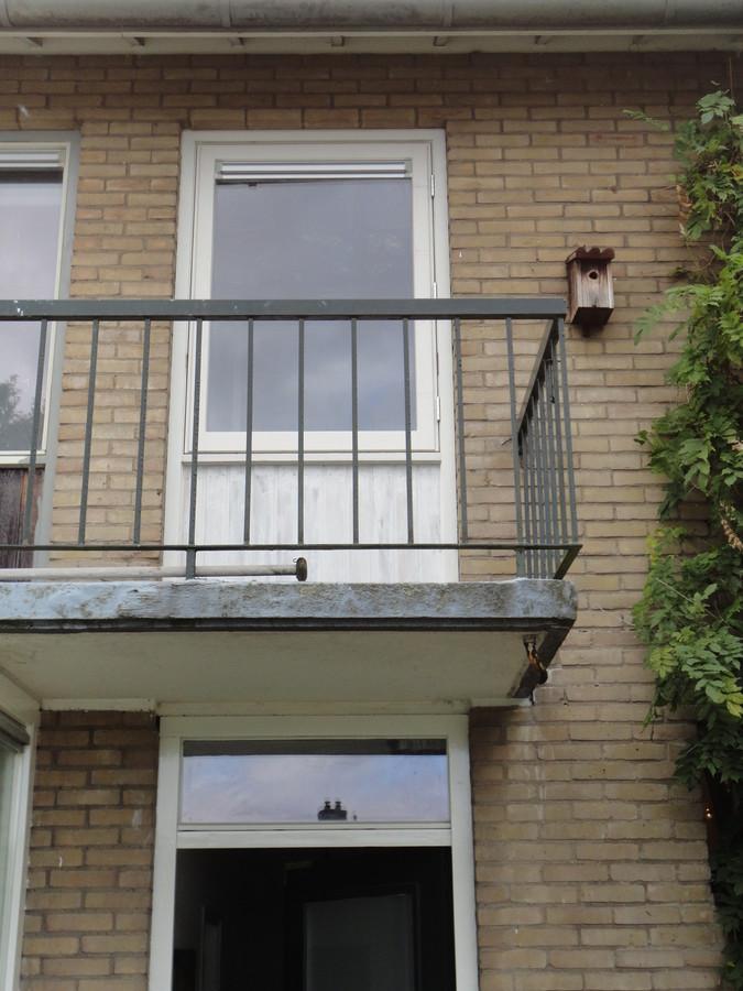 Nieuwe deur in bestaand kozijn Dirk Staalweg Ermelo
