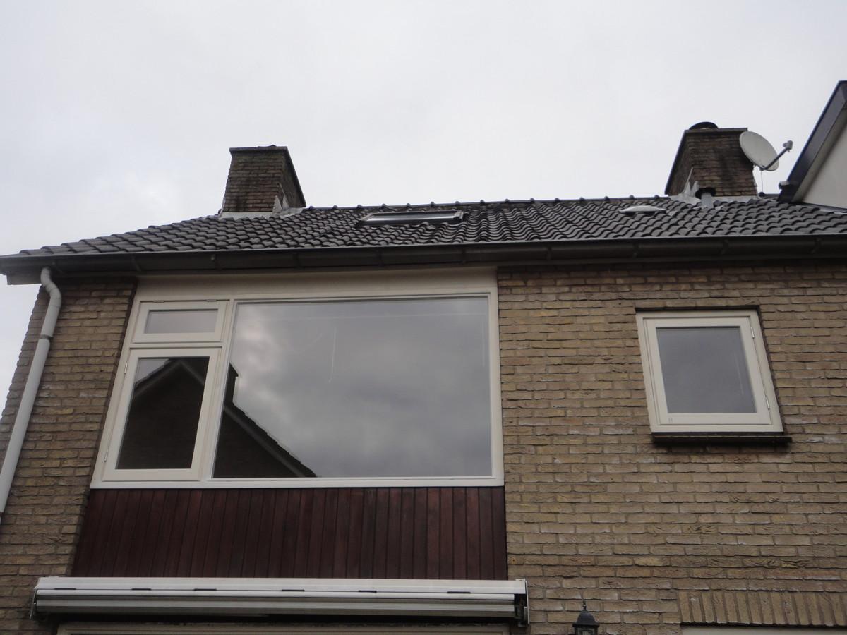 Drie nieuwe ramen in bestaande kozijnen Van Diepenheim Scheltuslaan Amersfoort