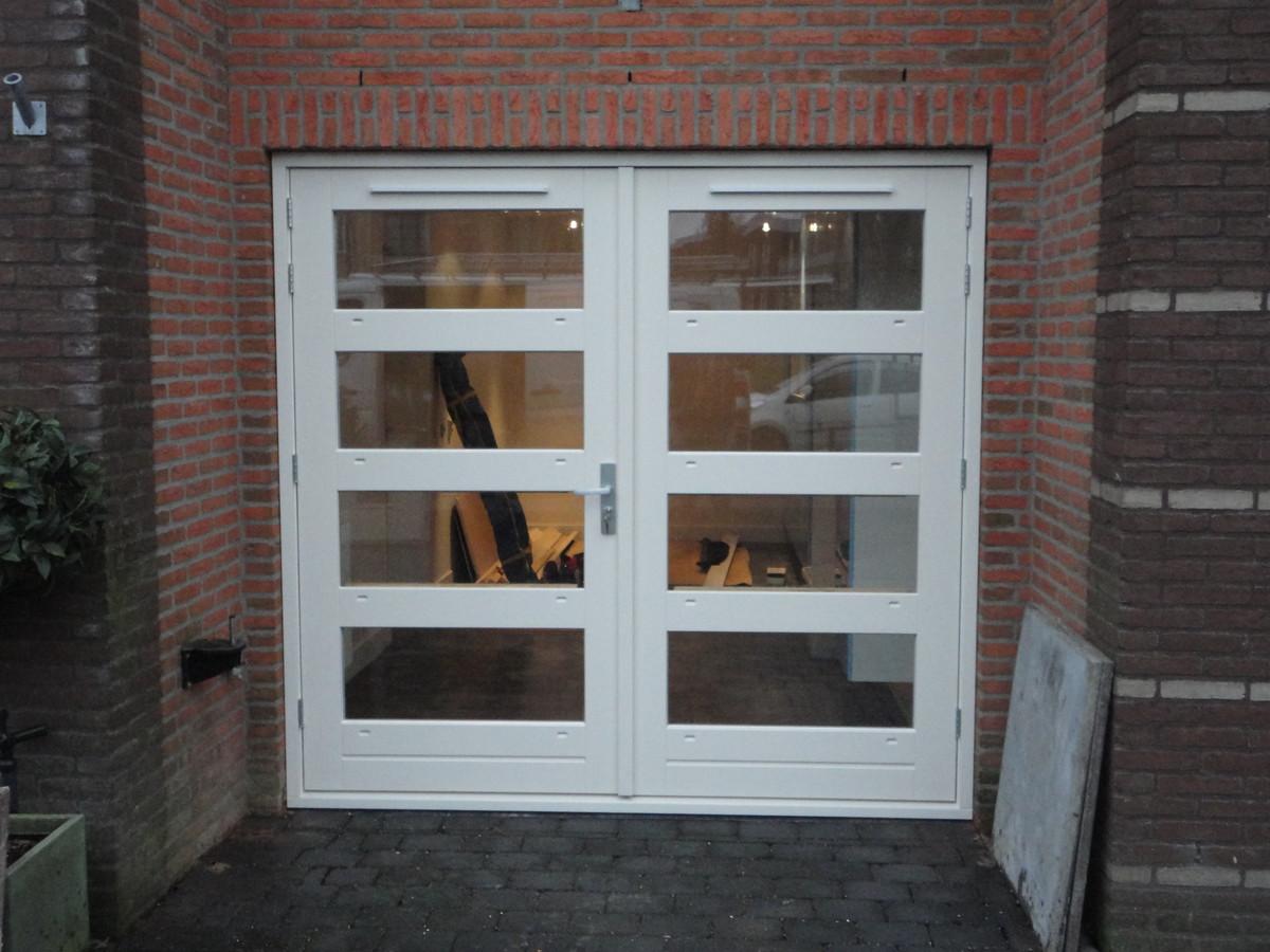 Openslaande deuren Laakboulevard Amersfoort
