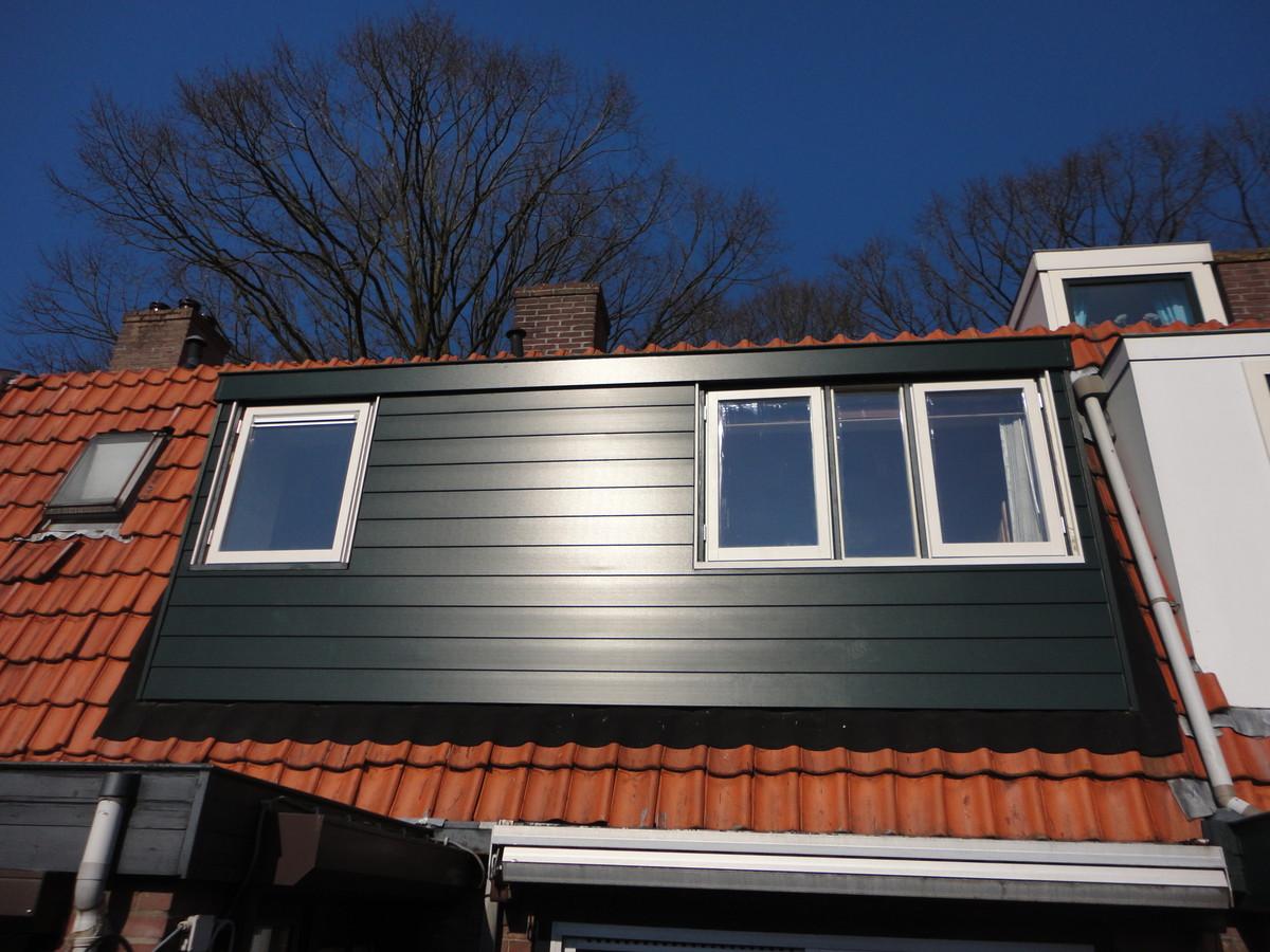 Nieuwe ramen in bestaande kozijnen Cruquisstraat Hilversum