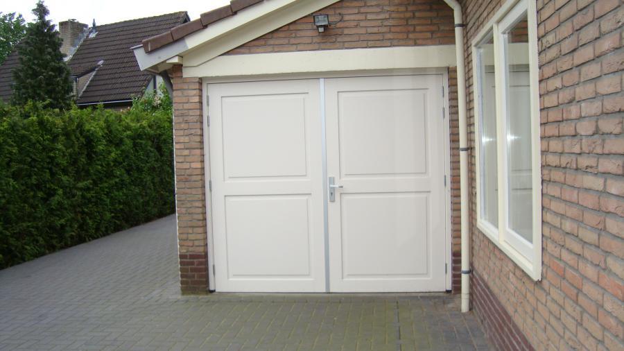 Dubbele deuren  Putten