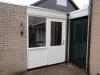 Garagedeur vervangen voor kozijn met deur Buitenplaats Lelystad