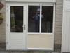 Garagedeur vervangen voor kozijn met deur Mauritiusstraat Almere