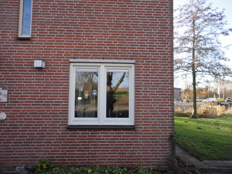 Kozijn met draaikiepramen Leemwierde Almere