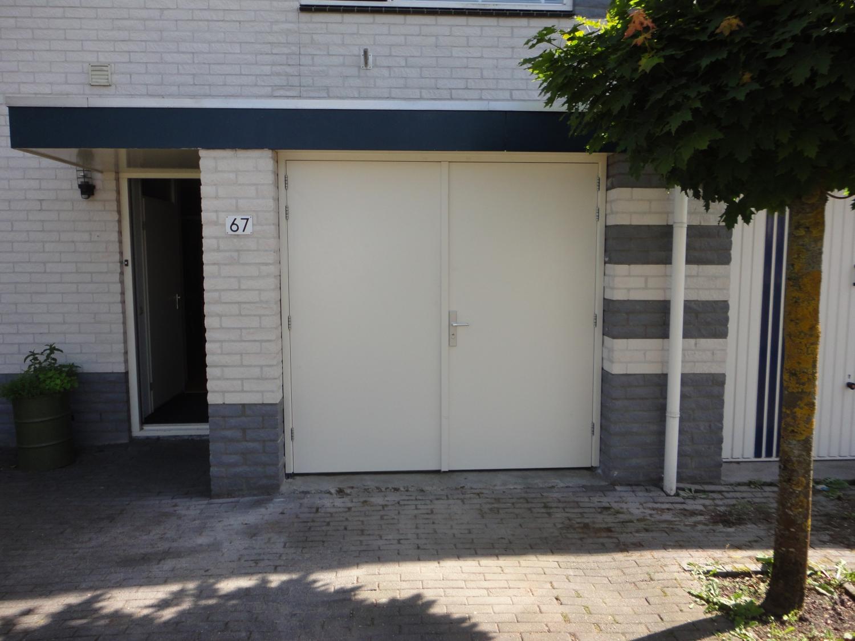 Kozijn met dubbele deuren De Morgen Dronten