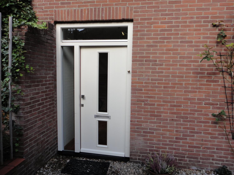 Kozijn met voordeur Utrechtseweg Amersfoort