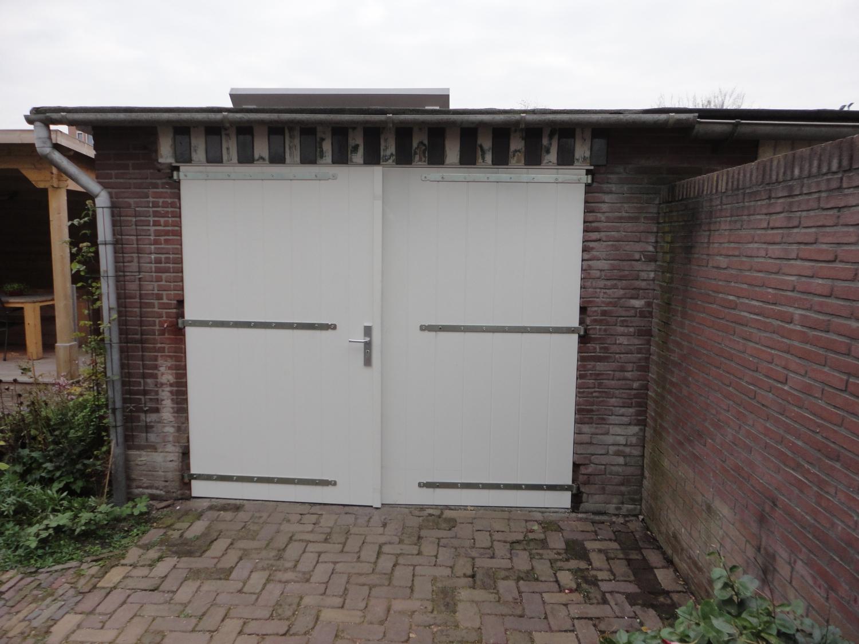 Dubbele deuren in bestaand kozijn Lijsterbeslaan Leusden