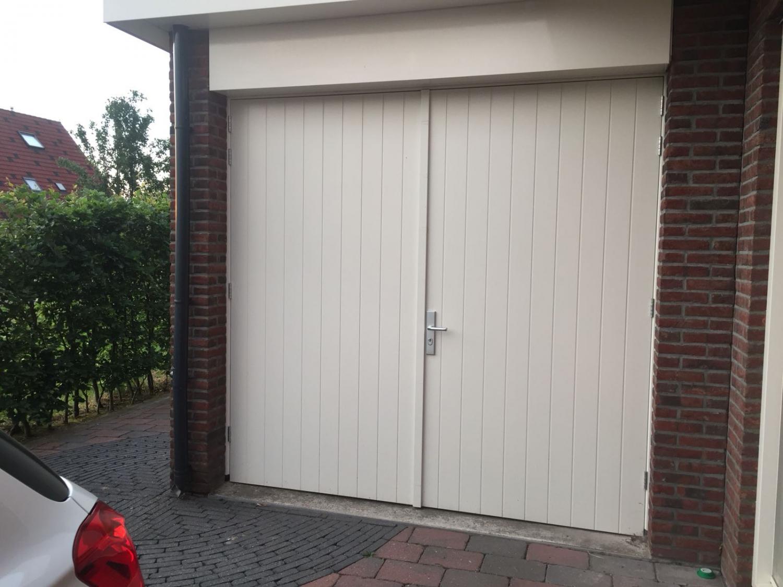 Kozijn met dubbele deuren Bijsterense Slagen Putten