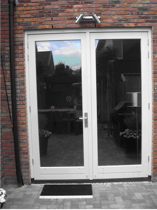 Dubbele deuren  Braamberg  Amersfoort