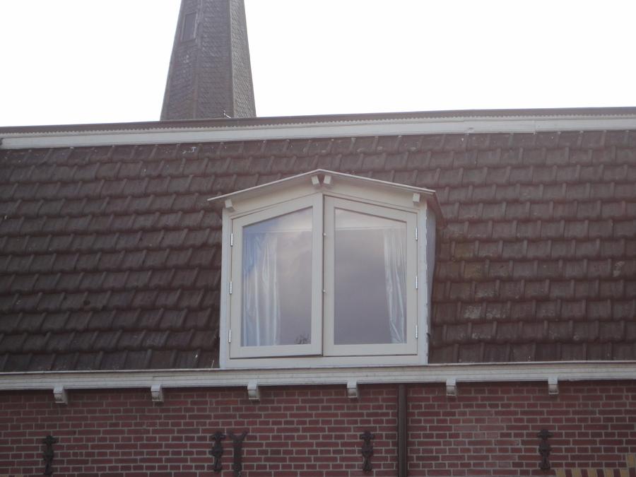 dakkapelkozijn Nieuwstraat Kockengen
