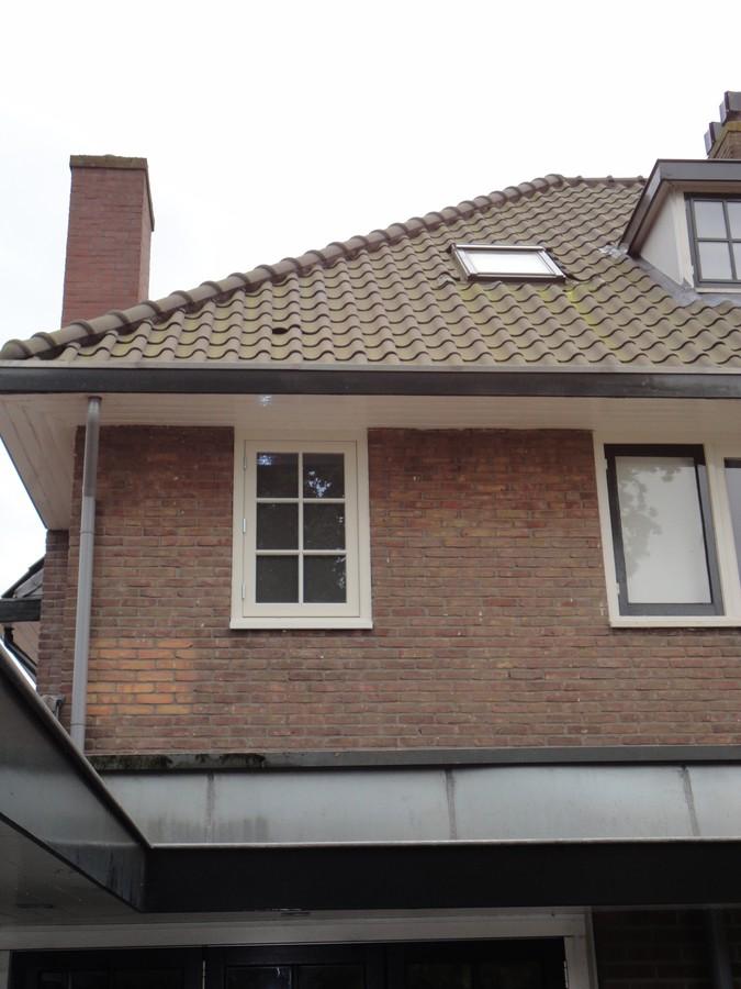 Kozijn met roedes Johannes Geradtsweg Hilversum