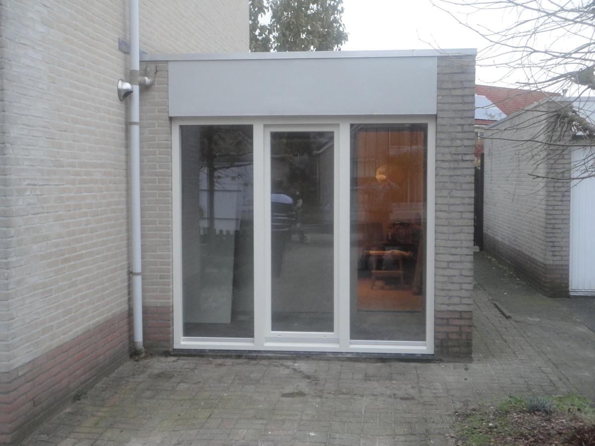 Kozijn met draaikiepdeur Gaastmeerstraat Lelystad