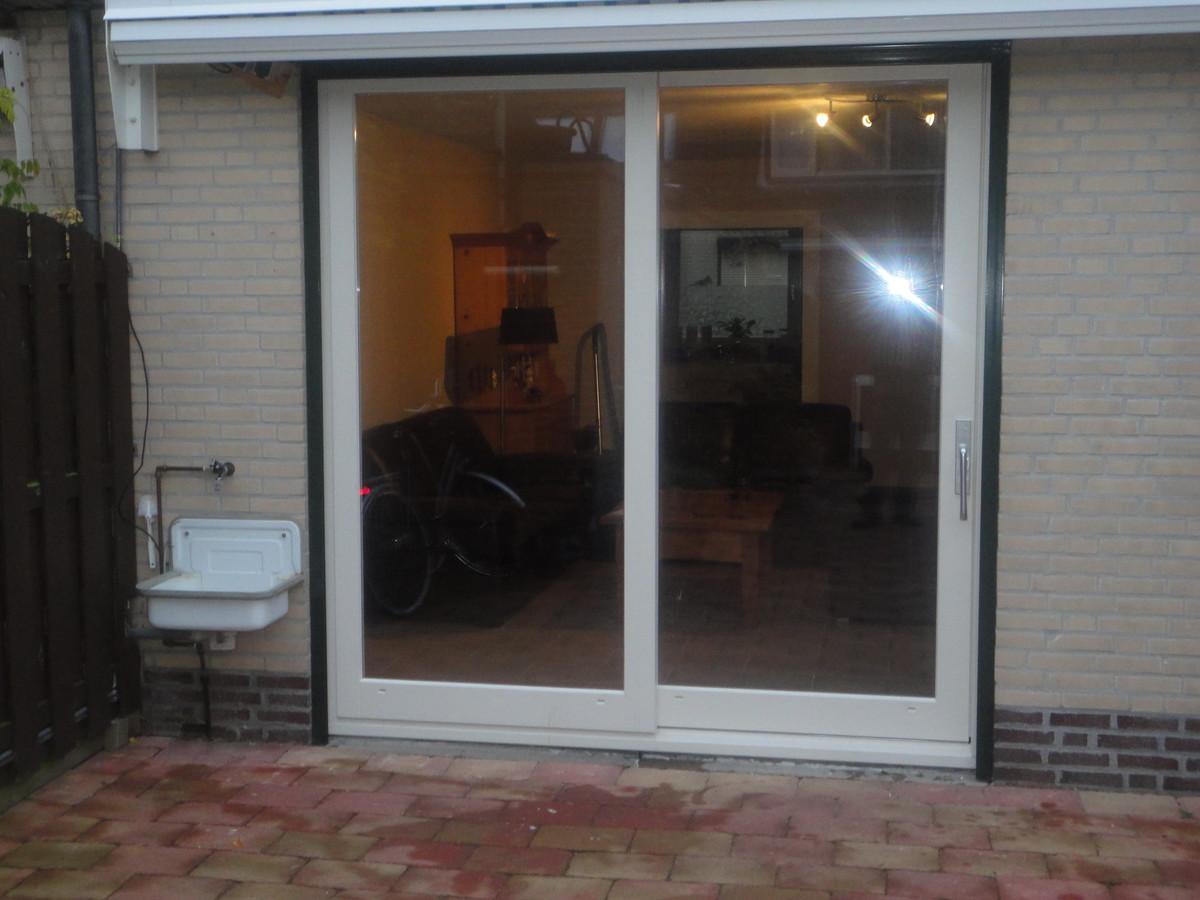 Schuifpui Aarstraat Almere