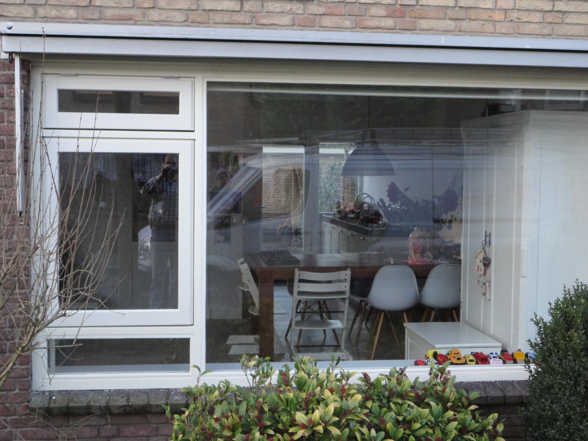 Ramen in bestaand kozijn Mahlerstraat Amersfoort