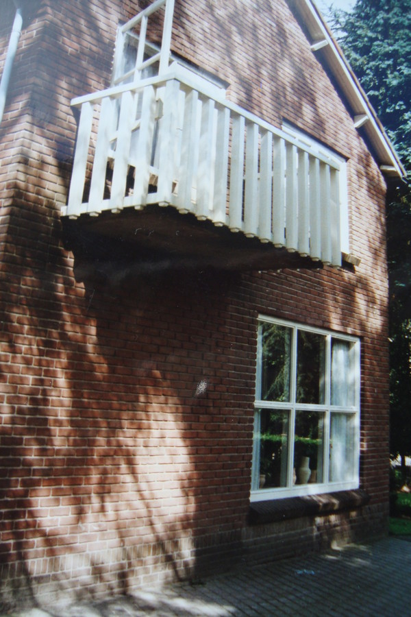 Balkonhek Brinkstraat Putten