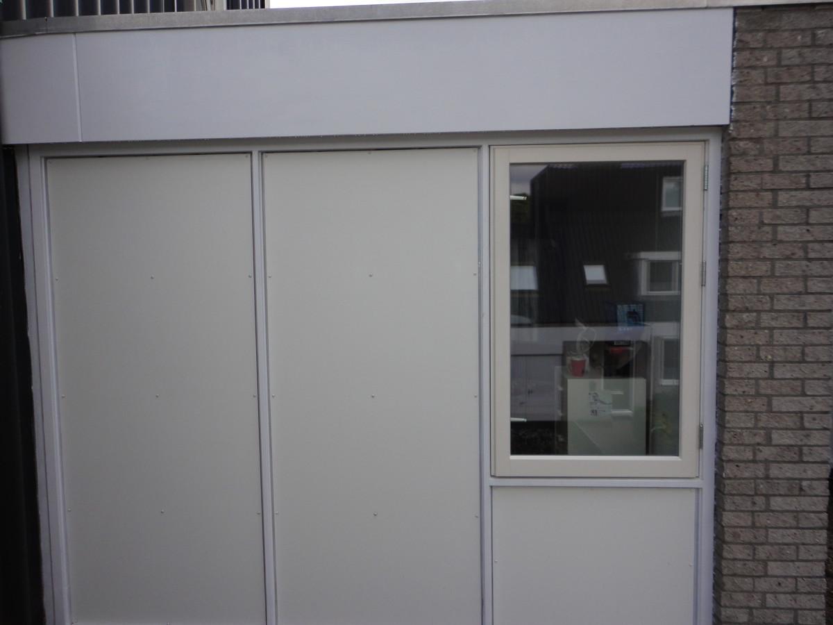 Nieuw raam in bestaand kozijn Toermalijn Amersfoort
