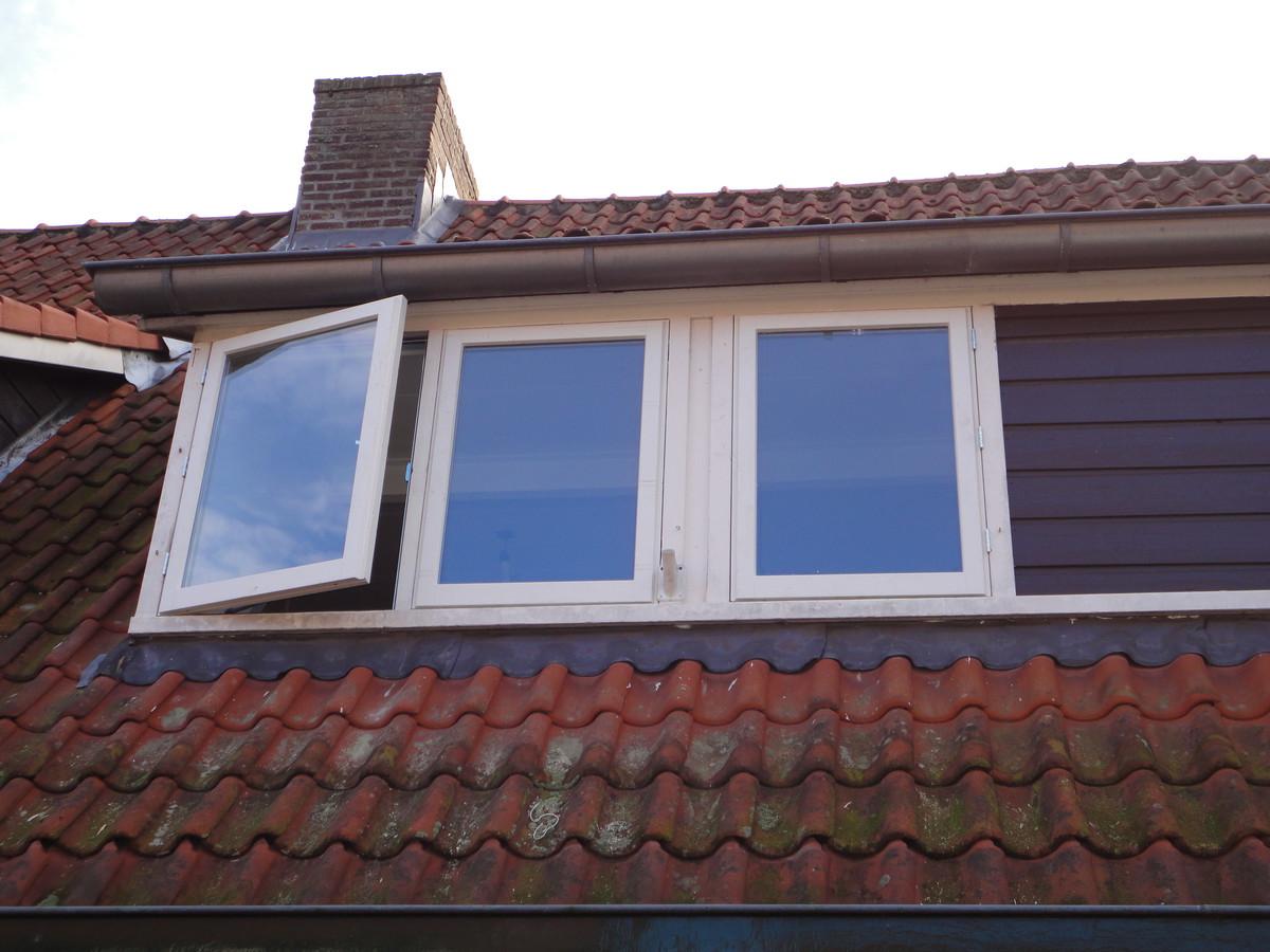 Nieuwe ramen in bestaande kozijnen Celzusterenstraat Amersfoort