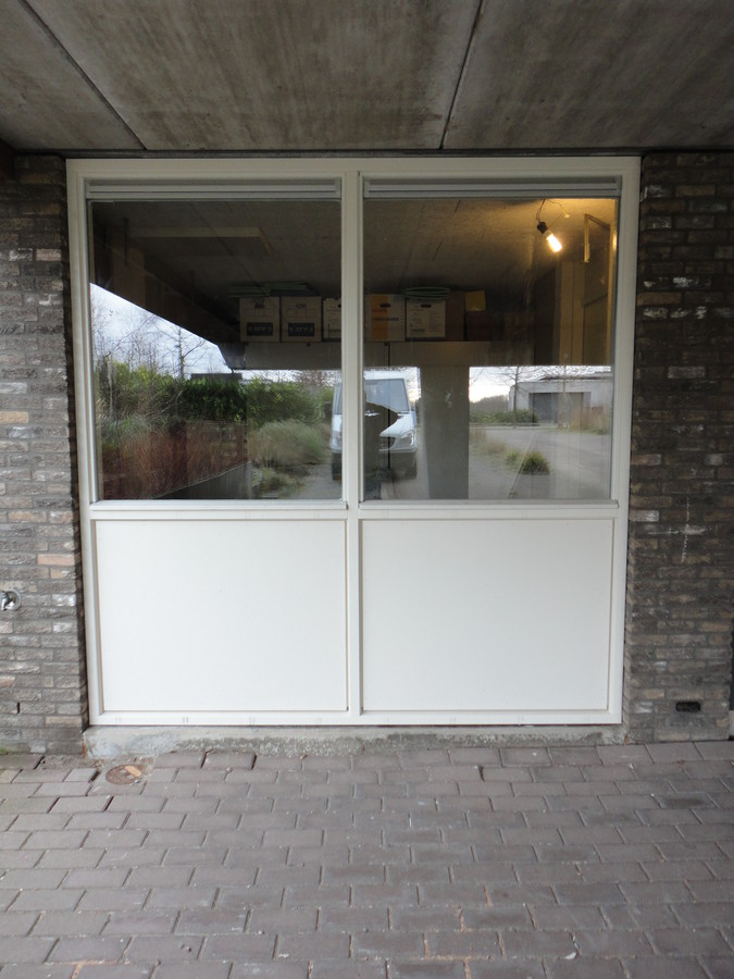Kozijn met borstwering Hollandse Hout Lelystad