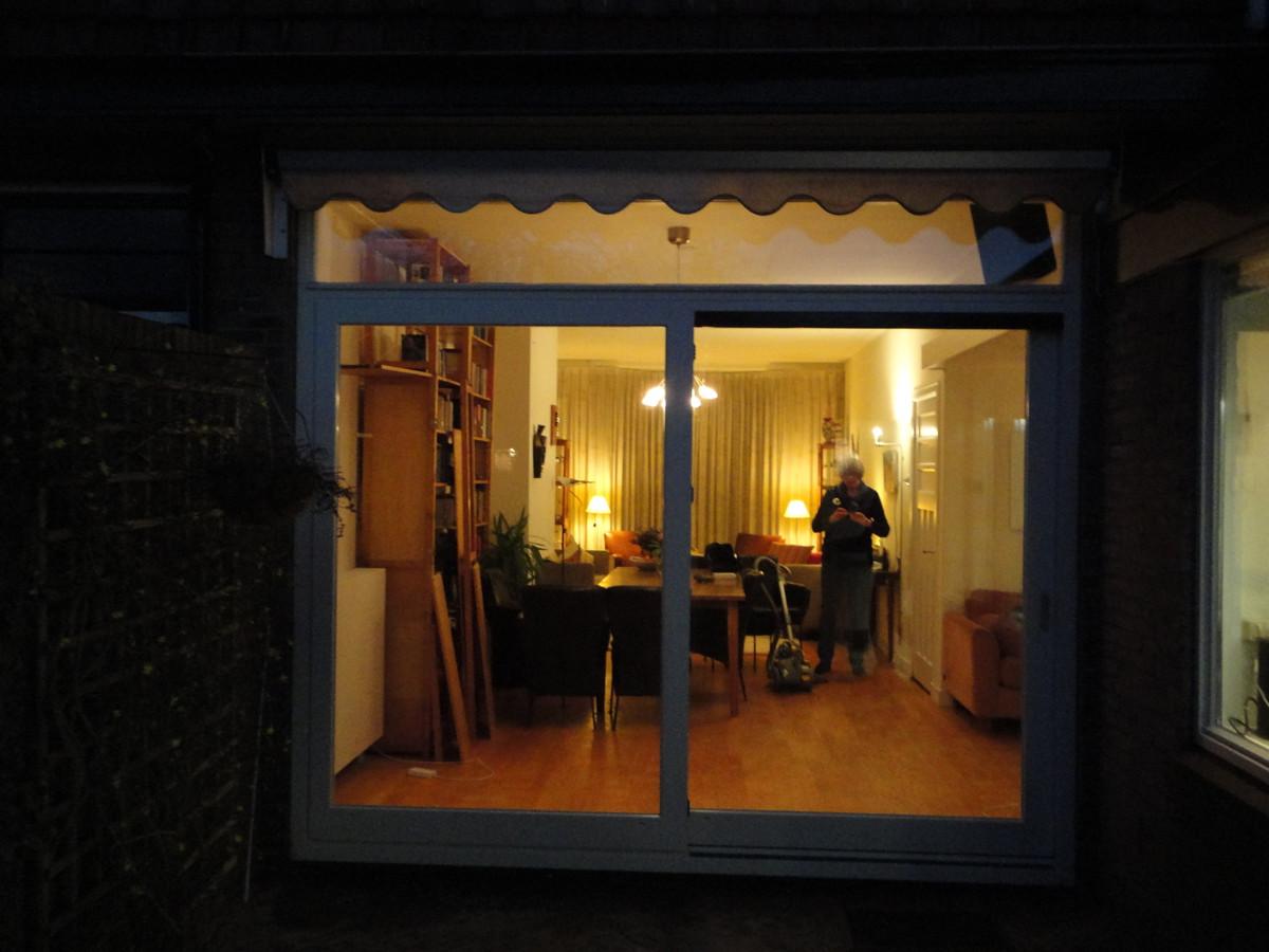 Schuifpui met bovenlicht Wipstrikkerallee Zwolle