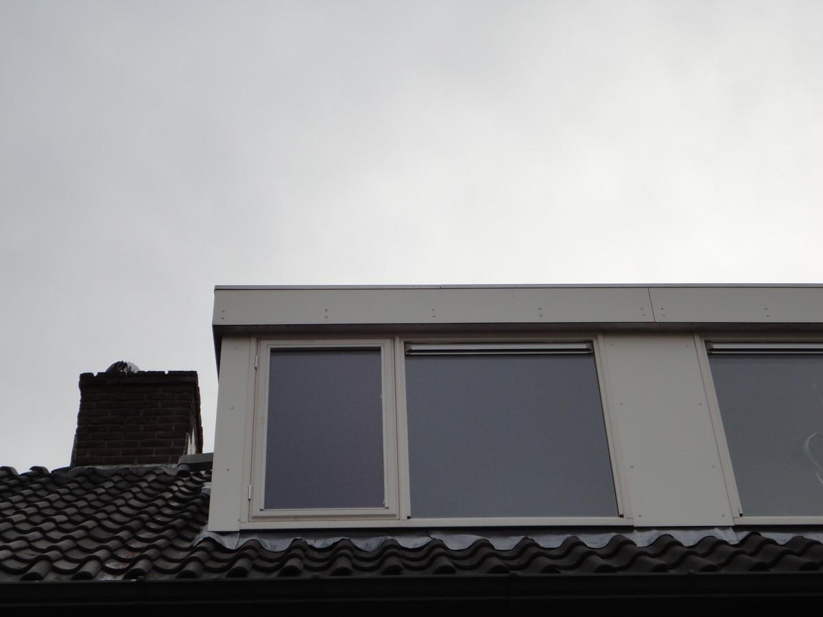 Nieuw raam in bestaand kozijn Bernhardstraat Nijkerk
