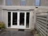 Kozijn met dubbele deuren Terschellingstraat Almere