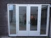 Kozijn met dubbele deuren en zijlichten Bartolomeüs Diazstraat Almere