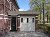 Openslaande deuren i.p.v. garagedeur Klinkertlaan Ermelo